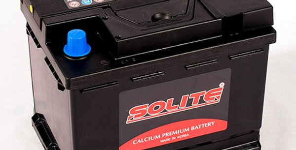 Аккумулятор Solite CMF55559 55Ah 242x174x189мм