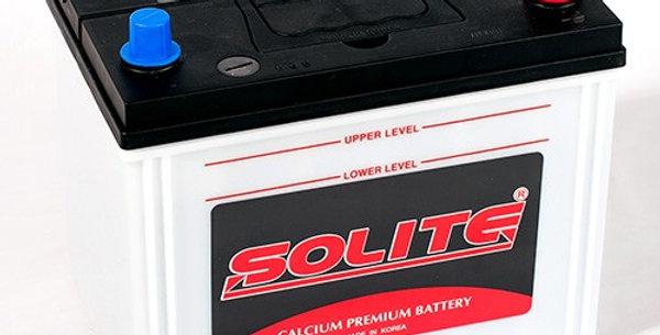 Аккумулятор Solite 95D26L борт 85Ah 260x168x200мм
