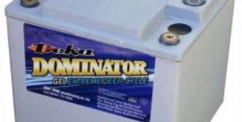 Deka Dominator 8G40C 12В 42Ач 197х168х175