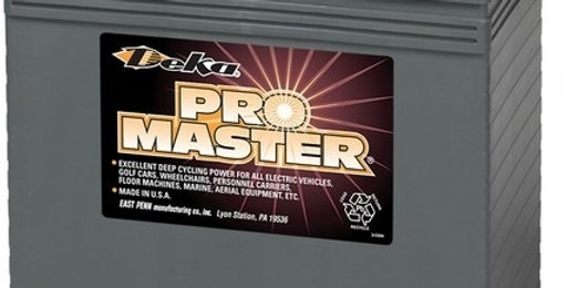 Deka Pro Master GC25 6В 235Ач 260x181x276