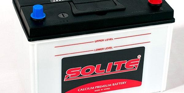 Аккумулятор Solite 115D31L 95Ah 301x172x200мм