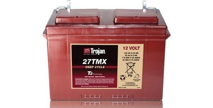 Тяговый аккумулятор Trojan 27TMX