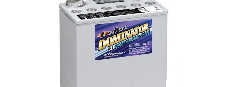 Deka Dominator 8G22NF 12В 54Ач 238х140х227