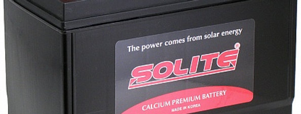 Аккумулятор Solite CMF 65-820 100Ah 294x189x172мм