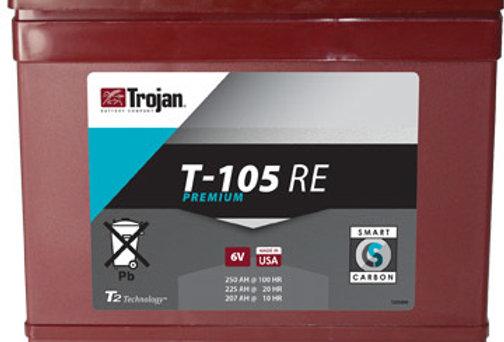 Тяговый аккумулятор Trojan T-105RE