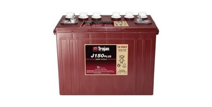 Тяговый аккумулятор Trojan J150+