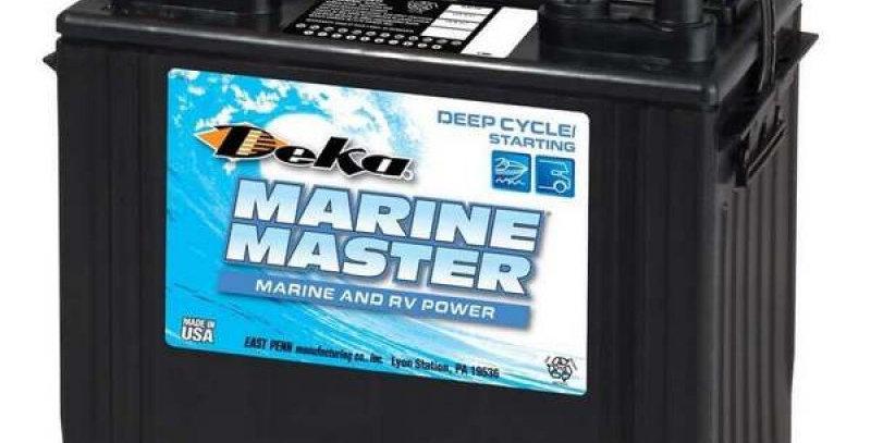 Deka Marine Master and RV DC24 DT 12В 95Ач 260х171х236