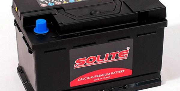Аккумулятор Solite CMF57113 71Ah 275x174x174мм