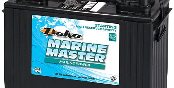 Deka Marine Master and RV 27M6 12В 105Ач 300х171х236