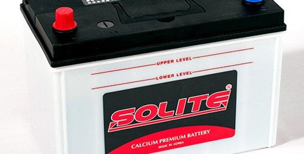 Аккумулятор Solite 115D31R 95Ah 301x172x200мм