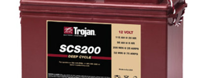 Тяговый аккумулятор Trojan SCS200