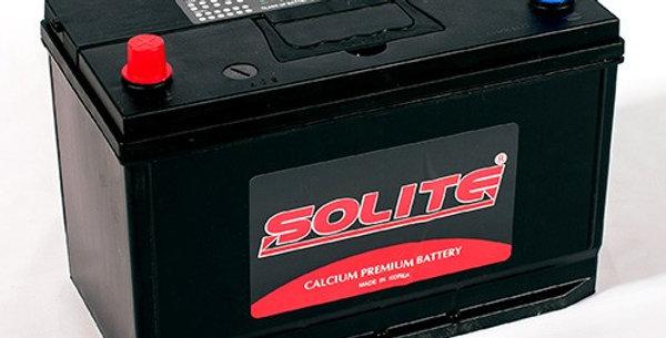 Аккумулятор Solite  CMF 115 R 115Ah 324x172x204мм