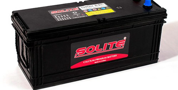 Аккумулятор Solite 155G51 150Ah 503x182x208мм