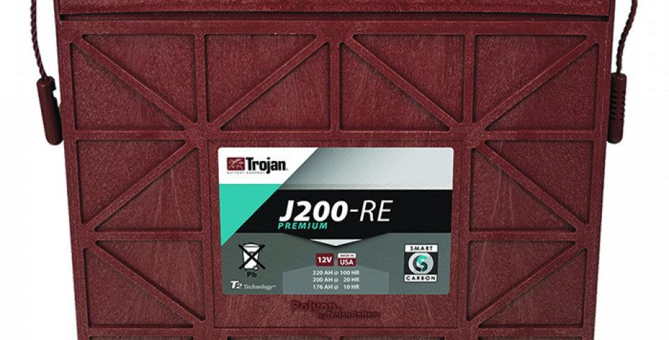 Тяговый аккумулятор Trojan J200-RE