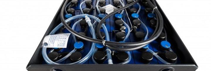 Аккумулятор Hawker Water Less 3PzM 375Ah 24V 830x224x628мм
