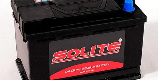 Аккумулятор Solite CMF57413 74Ah 277x174x189мм