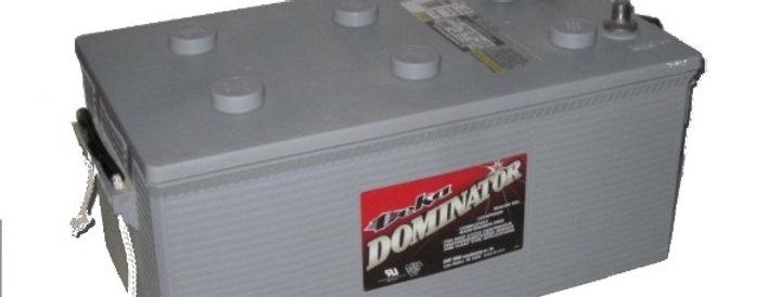 Deka Dominator 8G8D 12В 237Ач 527х279х254