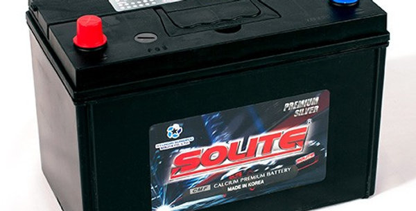 Аккумулятор Solite Silver 125D31R борт 110Ah 301x172x200мм