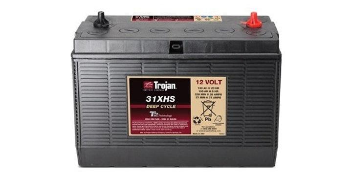 Тяговый аккумулятор Trojan 31XHS