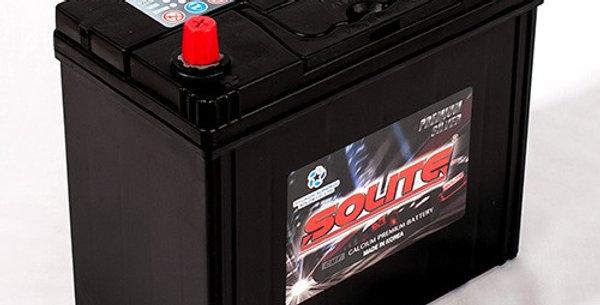 Аккумулятор Solite Silver 70B24R  59Ah 236x128x200мм