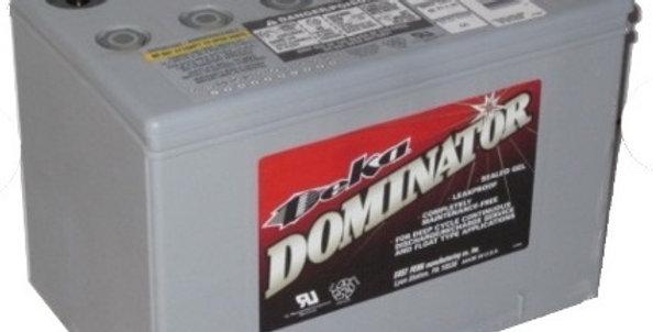 Deka Dominator 8G34R 12В 63Ач 260х169х178