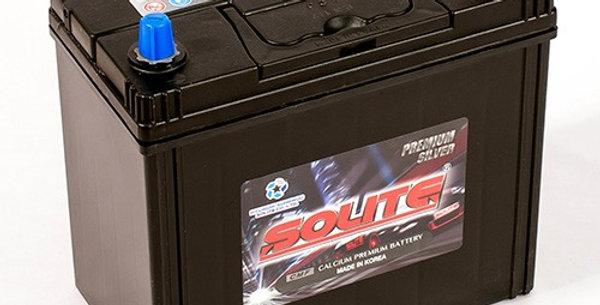 Аккумулятор Solite Silver 70B24L  59Ah 236x128x200м