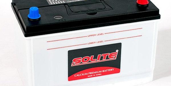 Аккумулятор Solite CMF 115 L 115Ah 324x172x204мм