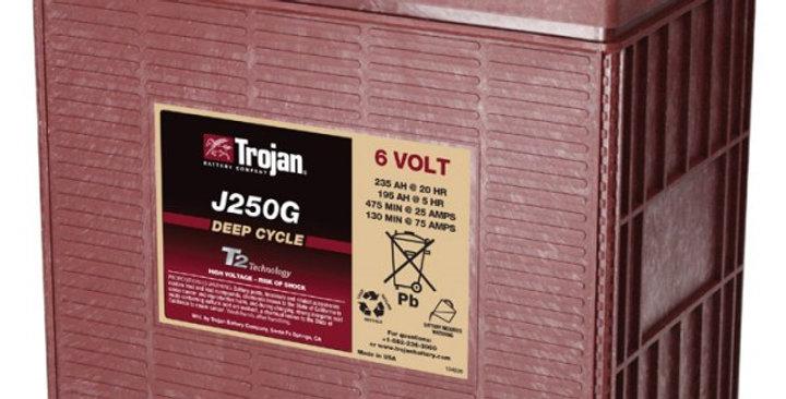 Тяговый аккумулятор Trojan J250G