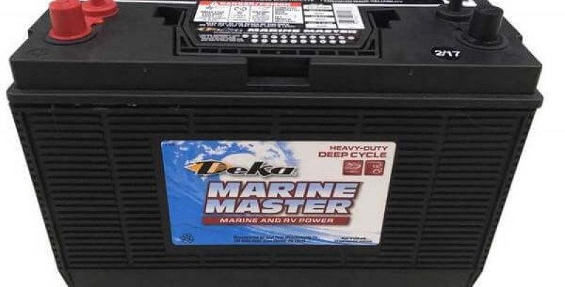 Deka Marine Master and RV DC31 DT 12В 120Ач 330х171х236