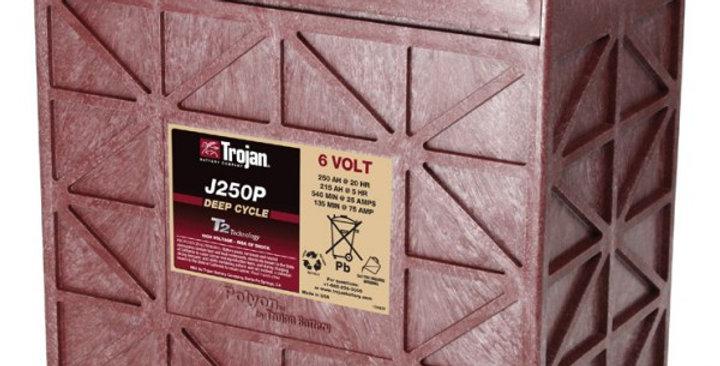 Тяговый аккумулятор Trojan J250P