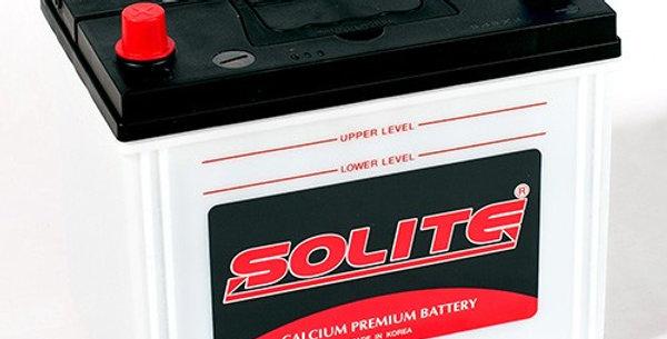 Аккумулятор Solite 95D26R борт 85Ah 260x168x200мм