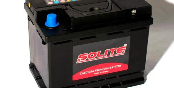 Аккумулятор Solite CMF56219 62Ah 242x174x189мм