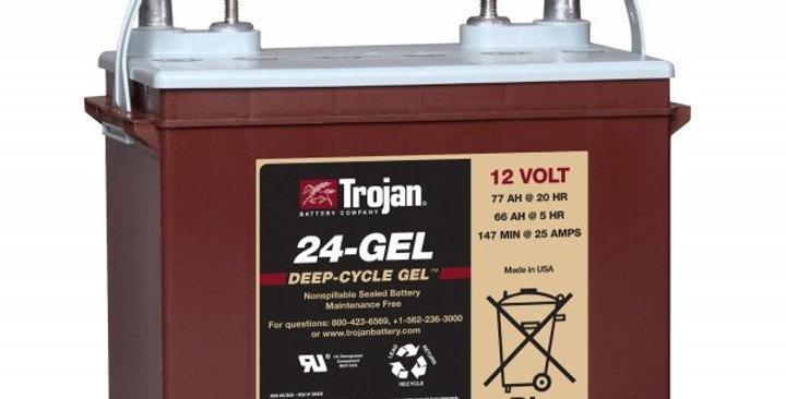 Тяговый аккумулятор Trojan 24-GEL