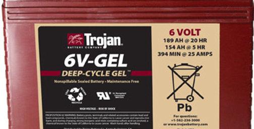 Тяговый аккумулятор Trojan 6V-GEL