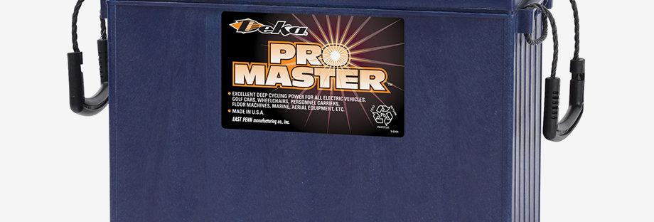 Deka Pro Master GC12V 12В 155Ач 330x179x289