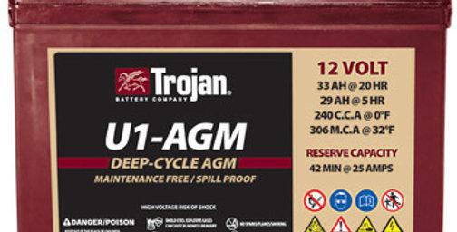 Тяговый аккумулятор Trojan U1-AGM