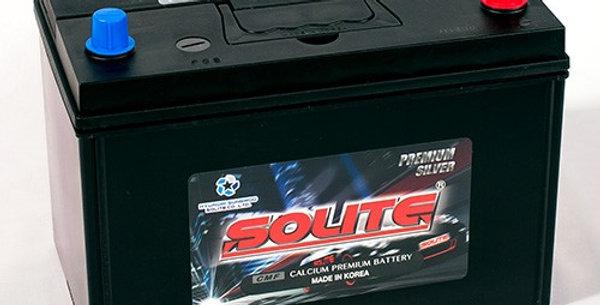 Аккумулятор Solite Silver 125D31L борт 110Ah 301x172x200мм