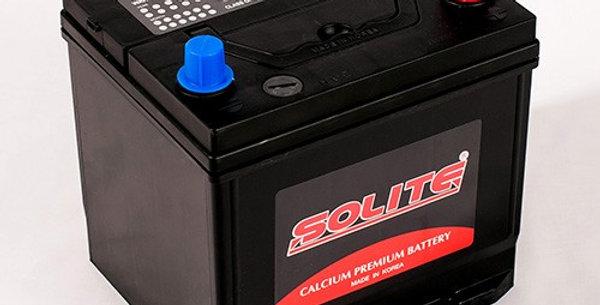 Аккумулятор Solite CMF 50 AL 50Ah 206x172x184мм