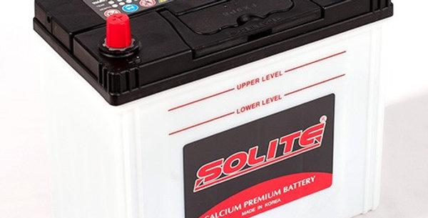 Аккумулятор Solite 65B24R 50Ah 236x128x200мм