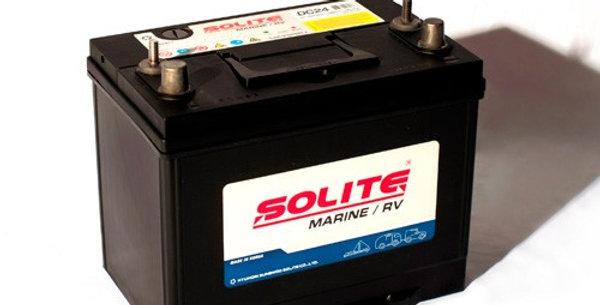 Аккумулятор Solite DC 24 75Ah 260x172x200мм