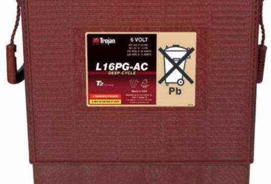 Тяговый аккумулятор Trojan L16PG-AC