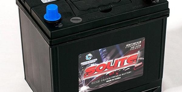 Аккумулятор Solite Silver 95D23L 85Ah 230x168x200мм