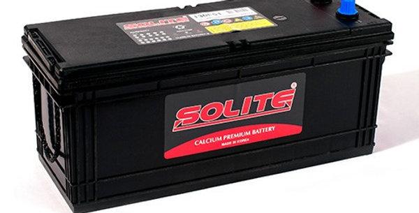 Аккумулятор Solite 130F51 120Ah 503x182x208мм