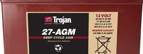 Тяговый аккумулятор Trojan 27-AGM