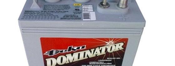 Deka Dominator 8GGC2 6В 189Ач 260х181х276