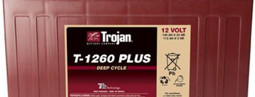 Тяговый аккумулятор Trojan T1260+