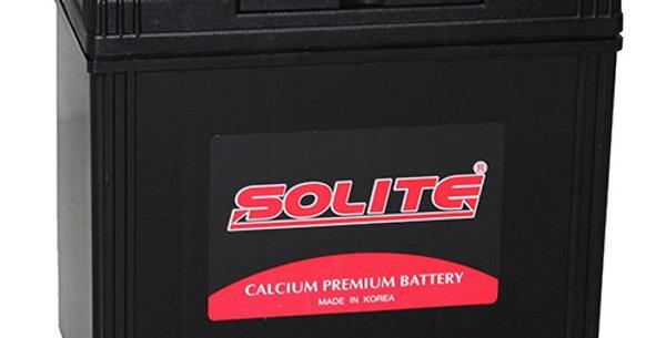 Аккумулятор Solite 65B24LS new 50Ah 236x128x200мм