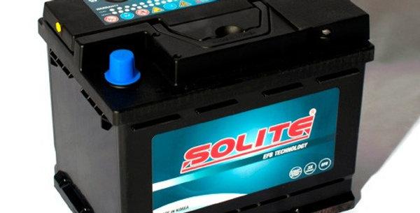 Аккумулятор Solite EFB 60 60Ah 242x174x189мм