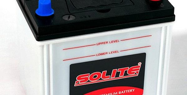Аккумулятор Solite 85D23L борт 70Ah 230x168x204мм