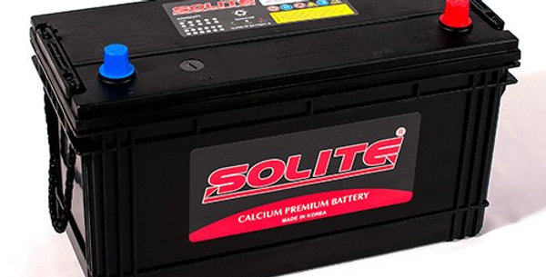 Аккумулятор Solite 115E41 R 115Ah 403x172x204мм